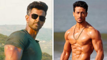 VIDEO Hrithik Roshan says he cannot be lazy around Tiger Shroff