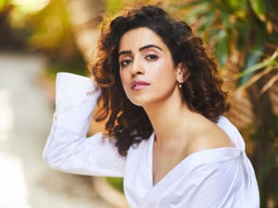 VIDEO Sanya Malhotra learns Kalaripayattu like a pro!
