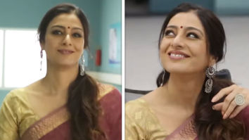 VIDEO: Tabu returns to Tollywood after two decades in Allu Arjun starrer AA19