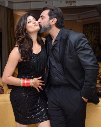 Virasat actress Pooja Batra marries Tiger Zinda Hai actor Nawab Shah after five months of dating