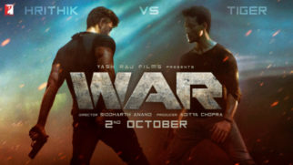 WAR: Hrithik Roshan and Tiger Shroff get into ACTION MODE, the film to release on October 2