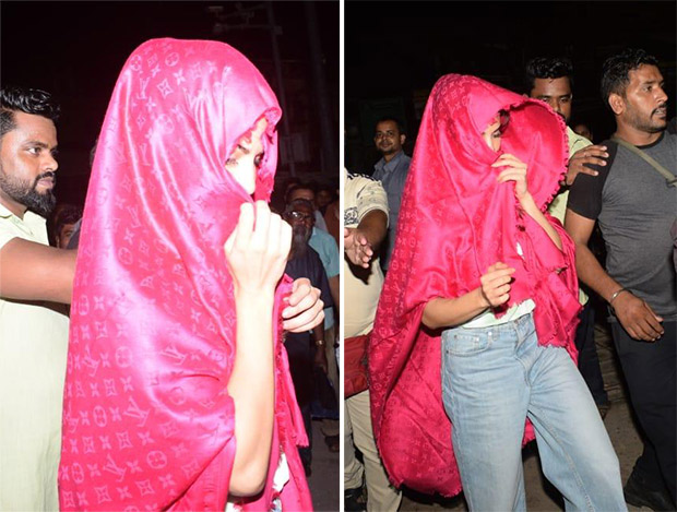 REVEALED: This is the reason behind Jacqueline Fernandez hiding her face from the paparazzi!