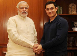 Aamir Khan gets a response from PM Narendra Modi for end single plastic use initiative