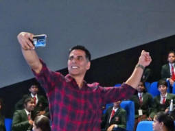 Akshay Kumar host Special Screening of Mission Mangal for School Kids at Inox