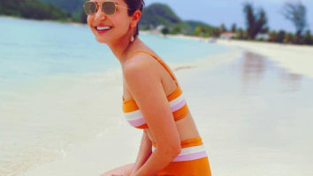 Anushka Sharma's BIKINI clad sun-kissed picture is all about happiness and self-love!