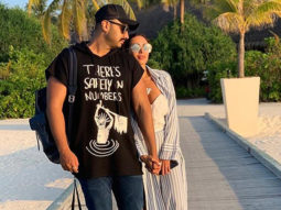 Arjun Kapoor and Malaika Arora turn photographers for each other