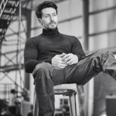 BEAST MODE ON! Tiger Shroff does a 200-kg deadlift effortlessly and we're pretty sure he's a superhuman