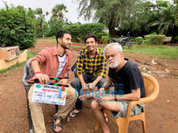 On The Sets From The Movie Bahut Hua Sammaan