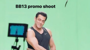Bigg Boss 13: Salman Khan is all smiles during the promo shoot of the reality show
