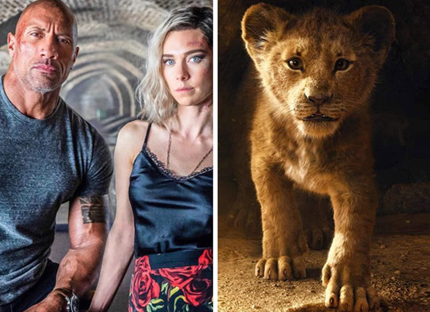 Box Office - Hollywood release Fast & Furious Presents Hobbs & Shaw and The Lion King collect over Rs. 200 crores between them