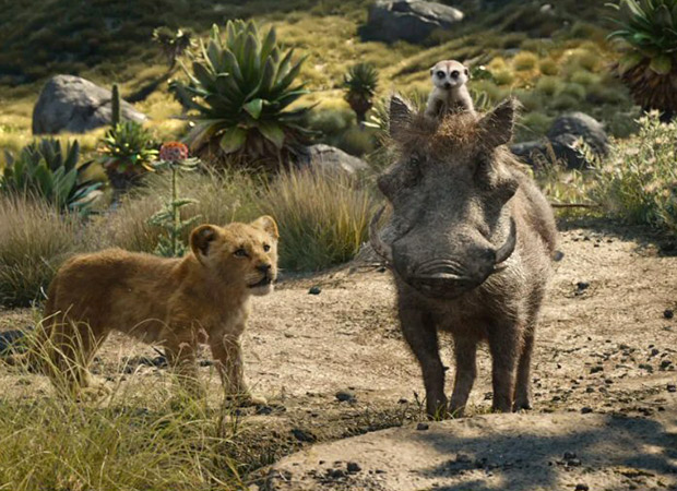 Box Office - The Lion King stays huge in second week, Hollywood is indeed getting closer home