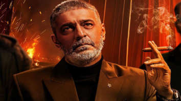 Chunky Panday gives an ominous look in the first look poster of Saaho