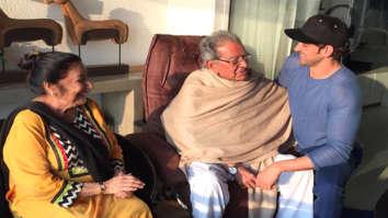 Hrithik Roshan's grandfather, veteran filmmaker J Om Prakash passes away