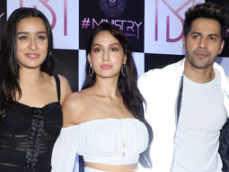 EXCLUSIVE: Nora Fatehi opens up about bonding with Varun Dhawan and Shraddha Kapoor on Street Dancer 3D