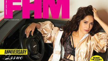 Nushrat Bharucha On The Covers Of FHM