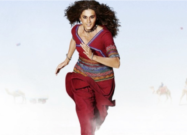 FIRST LOOK: Taapsee Pannu to play an athlete in RSVP's Rashmi Rocket
