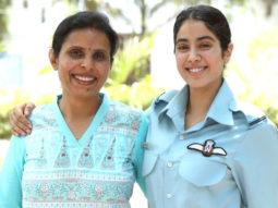 Janhvi Kapoor and Karan Johar wish the real Gunjan Saxena on her birthday