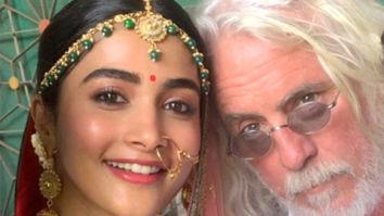 Valmiki: Pooja Hegde gets to work with Academy Award winner Robert Richardson