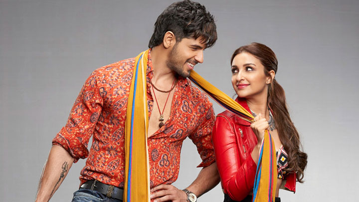 Jabariya Jodi PUBLIC REVIEW First Day First Show Sidharth Malhotra and Parineeti Chopra vid
