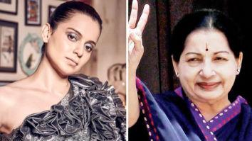 Kangana Ranaut starrer Jaya, a biopic based on Jayalalithaa, to go on floors in October
