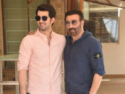 Karan Deol reveals what it was like to be directed in Pal Pal Dil Ke Paas by his father Sunny Deol