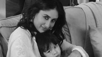 Taimur Ali Khan accompanies Kareena Kapoor for ad shoot; picture goes viral