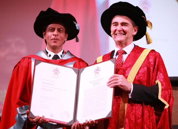 La Trobe University announces the 'Shah Rukh Khan La Trobe University PhD Scholarship' at IFFM 2019