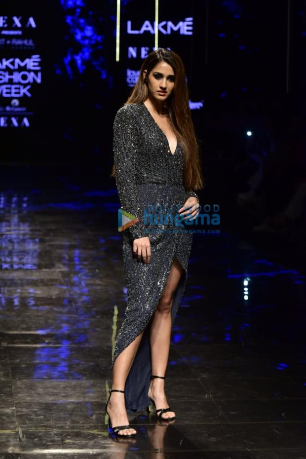 Lakme Fashion Week Winter/Festive 2019: Ayushmann Khurrana and Disha Patani dazzle as showstoppers for Rohit Gandhi and Rahul Khanna