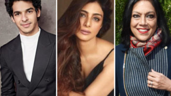 Ishaan Khatter and Tabu to star in Mira Nair's adaptation of 'A Suitable Boy'
