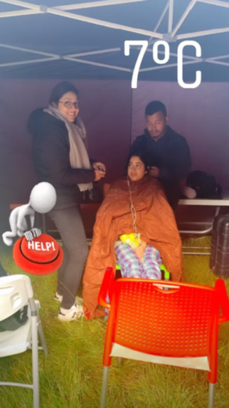 PHOTO ALERT: Janhvi Kapoor begins shooting for Kargil Girl in the freezing weather of Georgia