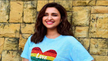 Parineeti Chopra shoots for The Girl On The Train in London