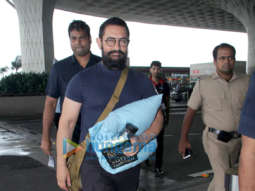 Photos: Aamir Khan, Parineeti Chopra and others snapped at the airport