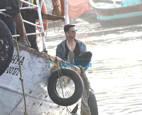 Photos: Akshay Kumar and Kiara Advani snapped at the Madh Jetty