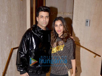 Photos: Celebs grace Manish Malhotra's house party