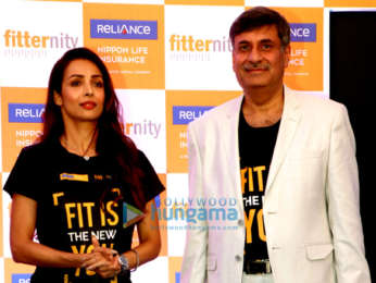 Photos Malaika Arora Launched Walkpechal Campaign An Initiative By Reliance Nippon Life Insurance Company Parties Events Bollywood Hungama