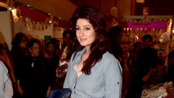 Photos: Twinkle Khanna, Esha Deol, Bhavna Pandey snapped attending the Dream Edition Exibition