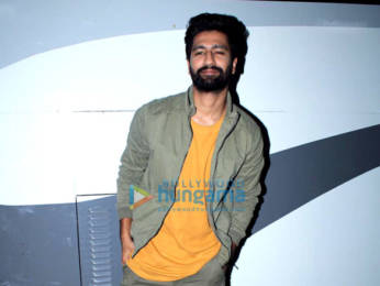 Photos: Vicky Kaushal snapped on the sets of The Kapil