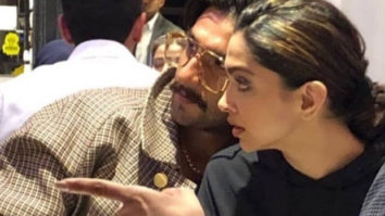 Ranveer Singh and Deepika Padukone going out and about in London is all things adorable!