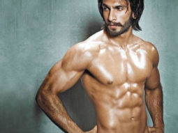 Ranveer Singh breaks the internet yet again with this Topless picture