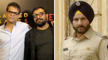 Sacred Games 2 Vikramaditya Motwane opens up about working with Saif Ali Khan & collaborating with Anurag Kashyap after Phantom Films disbandment