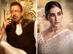 Sanjay Dutt reunites onscreen with Manisha Koirala after a decade with Prassthanam