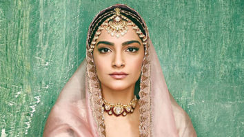 Sonam Kapoor Ahuja's look on the cover of Bridal Asia Magazine will make you want to get married NOW!