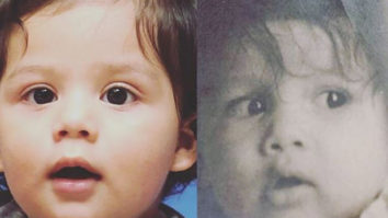 Spot the difference Shahid Kapoor posts a childhood picture of himself and his father
