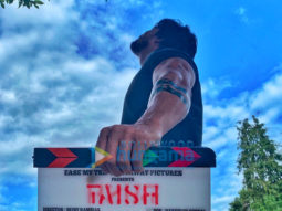 On The Sets From The Movie Taish