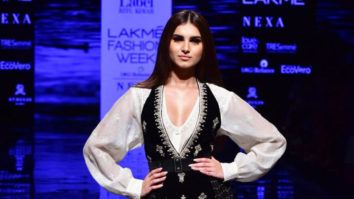 Tara Sutaria sashay the Ramp for Ritu Kumar at Lakme fashion Week day 3
