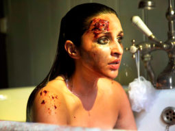 The Girl On The Train: Parineeti Chopra is bruised and scared in the intriguing first look of her suspense thriller