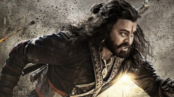 """""""This story has all kind of emotions suitable to a commercial film"""" - says Chiranjeevi about Sye Raa Narasimha Reddy"""