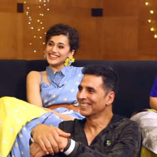 UNLIMITED ENTERTAINMENT Akshay, Vidya & Taapsee At Their FUNNIEST Mission Mangal