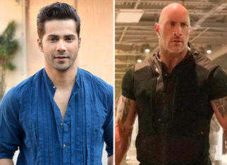 Varun Dhawan blasts a troll who criticized him for praising Dwayne Johnson's Hobbs And Shaw