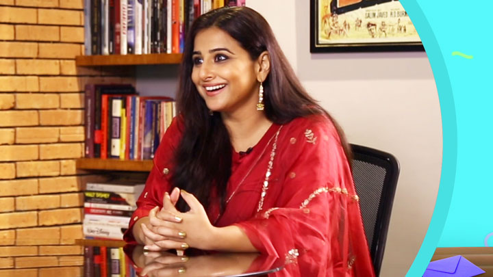 "Vidya Balan ""When I met SRK for the first time…"" Akshay Bhool Bhulaiyaa 2 Fan Questions"